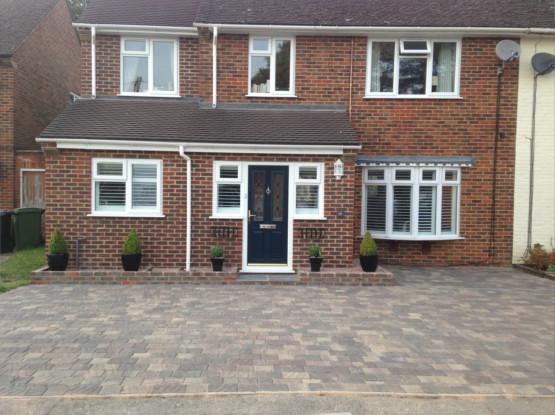 driveway repairs Basingstoke